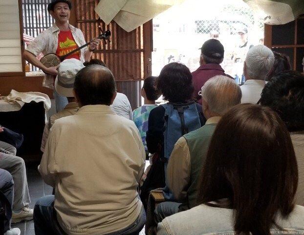 (訪問演奏記59)奈良ムジークフェスト2019連携コンサートとして(奈良町資料館にて)