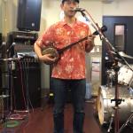 (訪問演奏記57)天満音楽祭へのエントリー動画撮影!(BassOnTop心斎橋店にて)